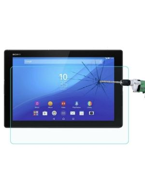 0.4mm 9H+ Surface Hardness 2.5D Explosion-proof Tempered Glass Screen Protector for Sony Xperia Z4 Tablet