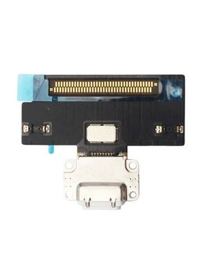 iPartsBuy for iPad Pro 10.5 inch Charging Port Flex Cable(White)