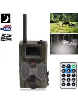 2.0 inch LCD 12MP Waterproof IR Night Vision Hunting / Trail / Security Camera with MMS Function, Waterproof rating: IP54