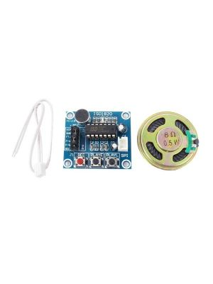 ISD1820 Sound Recording Playback Module with Loudspeaker