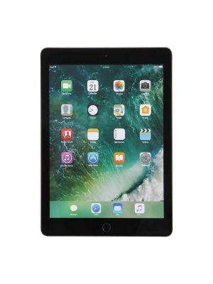 For iPad 9.7 (2017) Color Screen Non-Working Fake Dummy Display Model (Grey + Black)