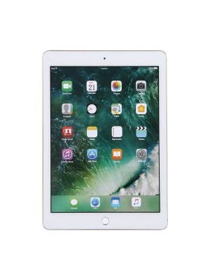 For iPad 9.7 (2017) Color Screen Non-Working Fake Dummy Display Model (Gold + White)