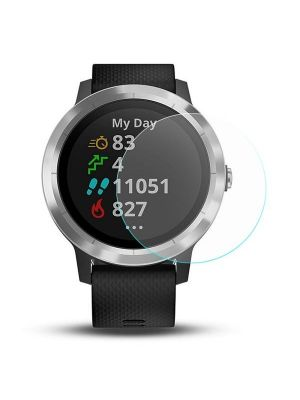 Intelligent Wearable Device, ENKAY Hat-Prince for Garmin vivoactive 3 Smart Watch 0.2mm 9H Surface Hardness 2.15D Explosion-proof Tempered Glass Screen Film
