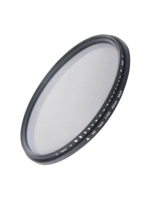 82mm ND Fader Neutral Density Adjustable Variable Filter ND 2 to ND 400 Filter